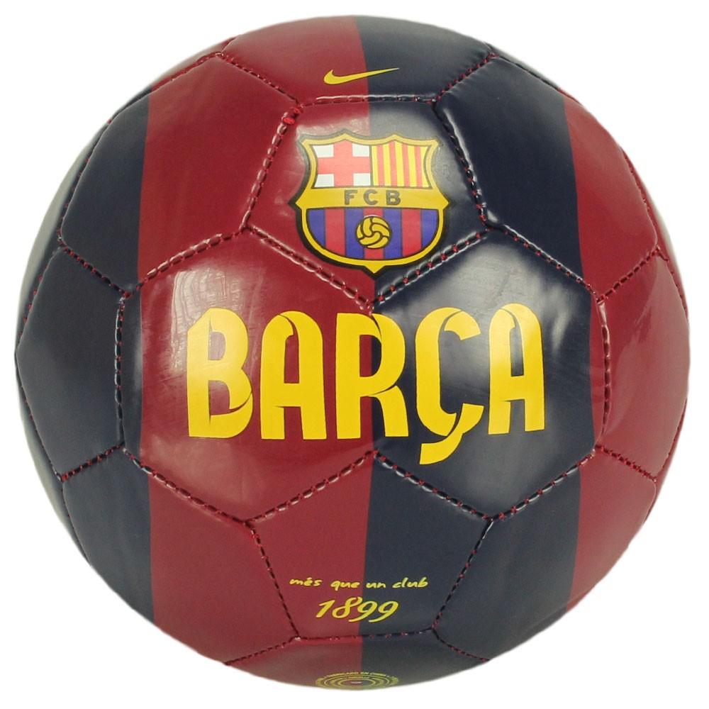 Mini Bola Nike Barcelona Skills 37f93ab2304e5
