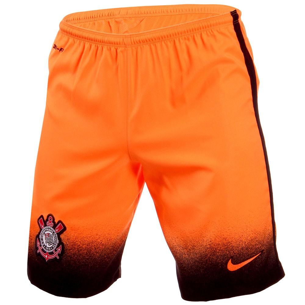 Shorts Nike Corinthians 3 2015/2016 Torcedor
