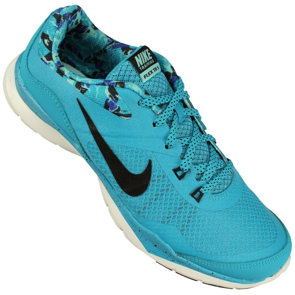 Tênis Nike Flex Trainer 5 Print 166a2bbf27946