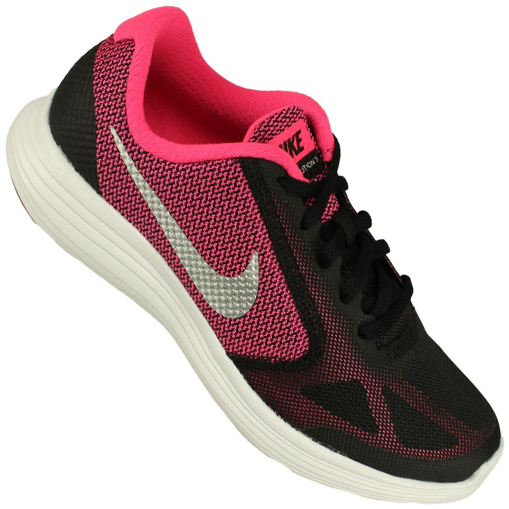 cc9f95679f7 Tênis Nike Revolution 3 Gs Juvenil