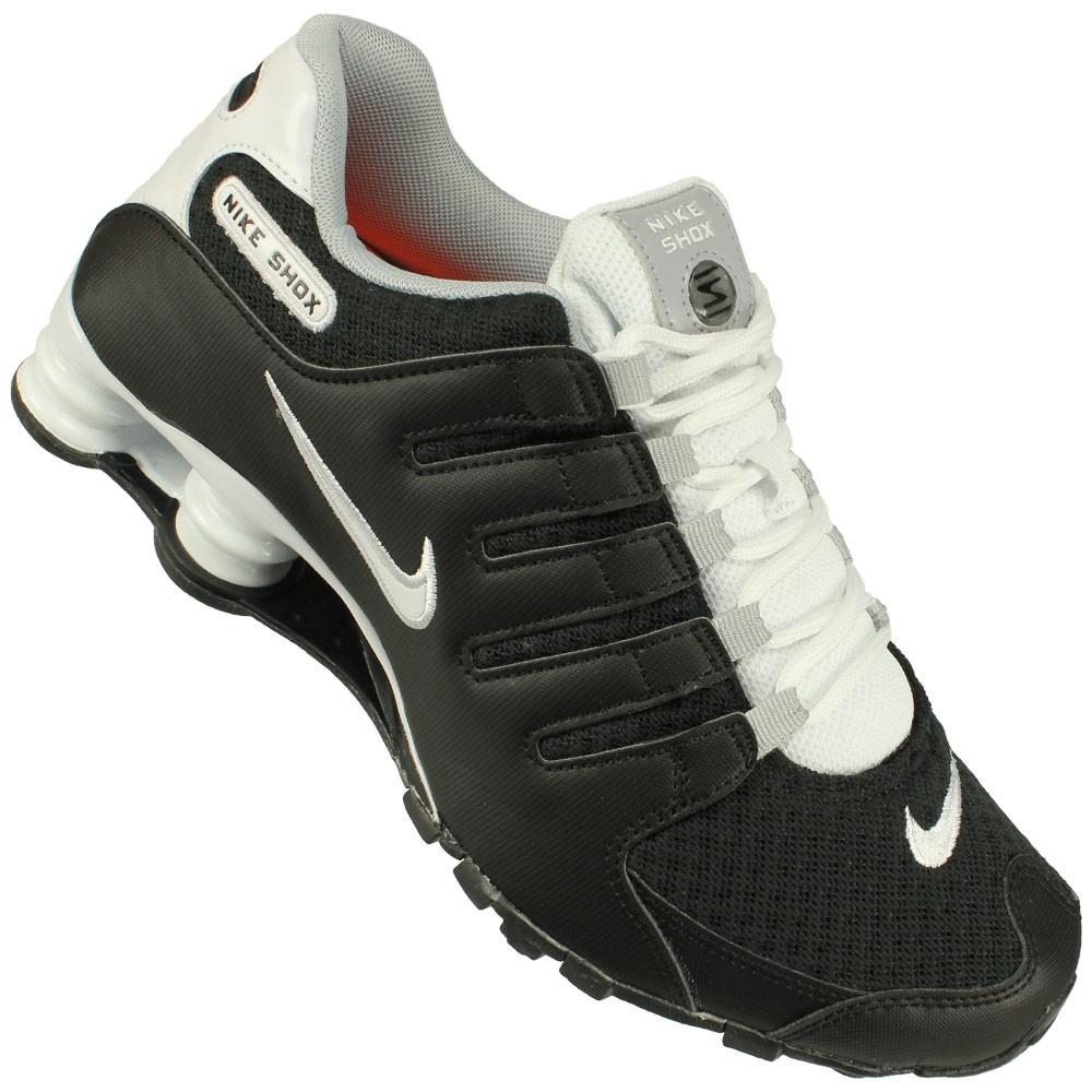 Tênis Nike Shox Nz Se 5db20359610f4