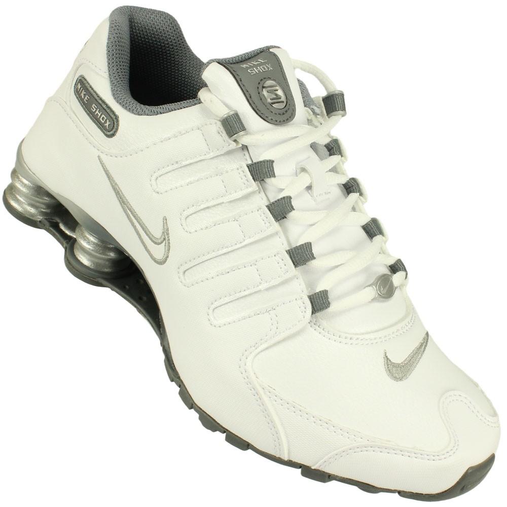 Tênis Nike Shox NZ EU 97dc044f8405f