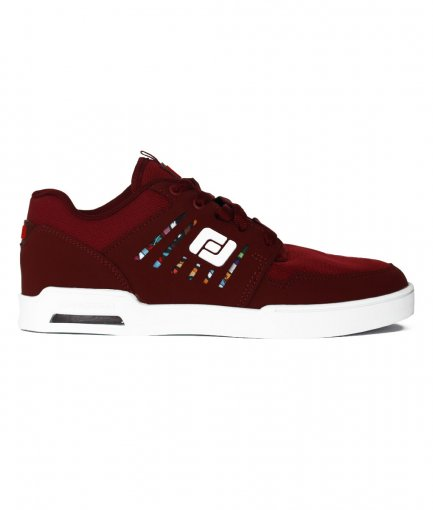 TENIS FREEDAY GRAVITY BORDO/BRANCO - 51308
