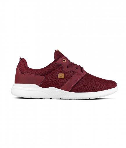 TENIS FREEDAY THUNDER BORDO/BRANCO - 52702