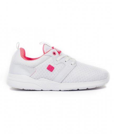 Tenis Freeday Thunder  Branco/pink/branco - 52727