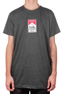 Imagem - Camiseta Freeday Marlboro Cinza Escuro cód: 003003602550719