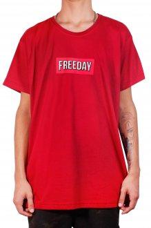 Imagem - Camiseta Freeday Netflix Vermelha cód: 003003602570719