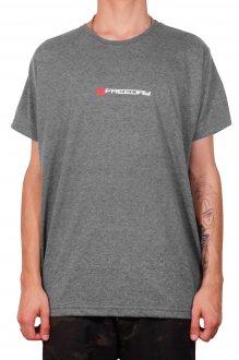 Imagem - Camiseta Freeday Básica Cinza Escuro - 003003602650719