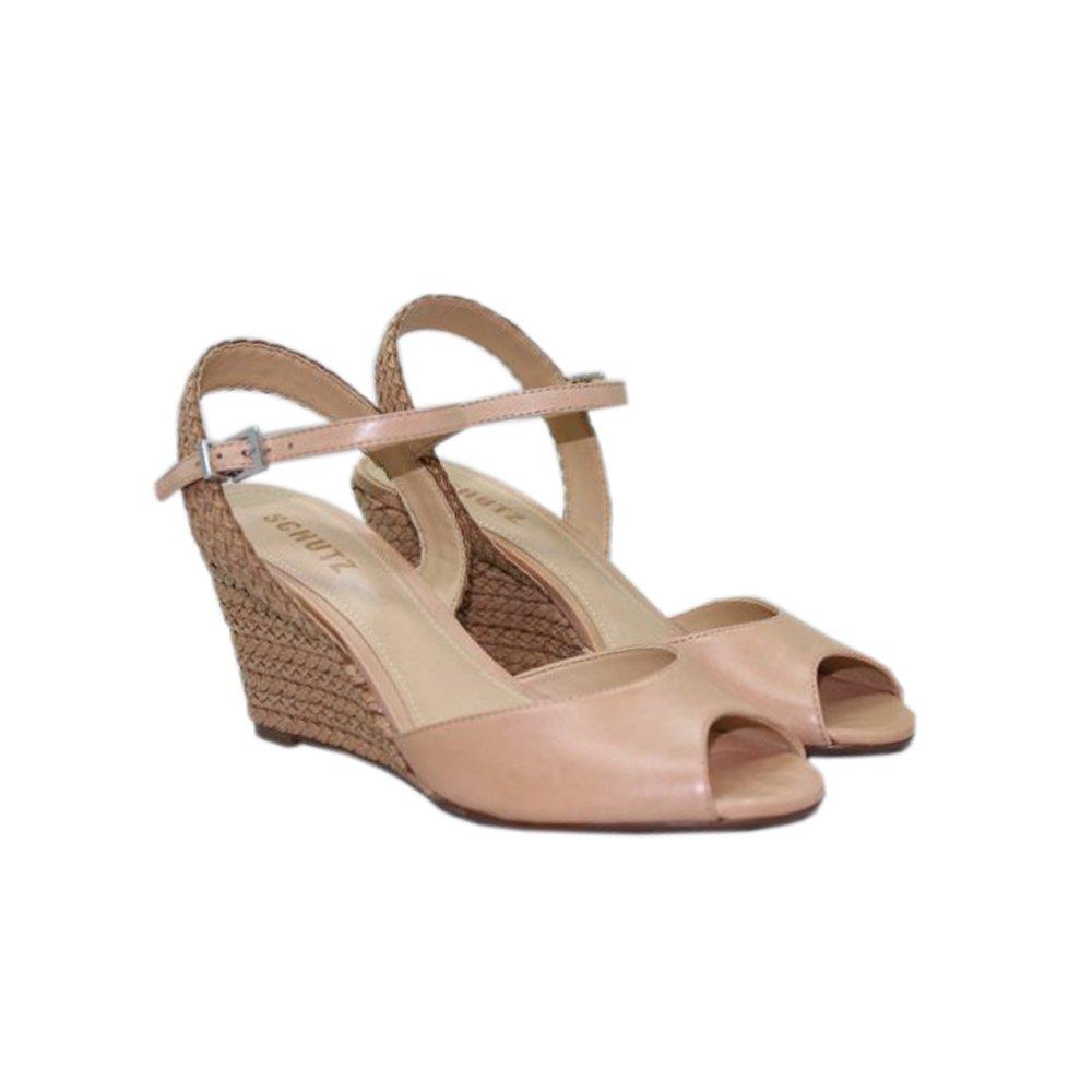 42543284b7 Sandália Anabela Schutz Salto em Corda em Oferta | G&Co Shoes
