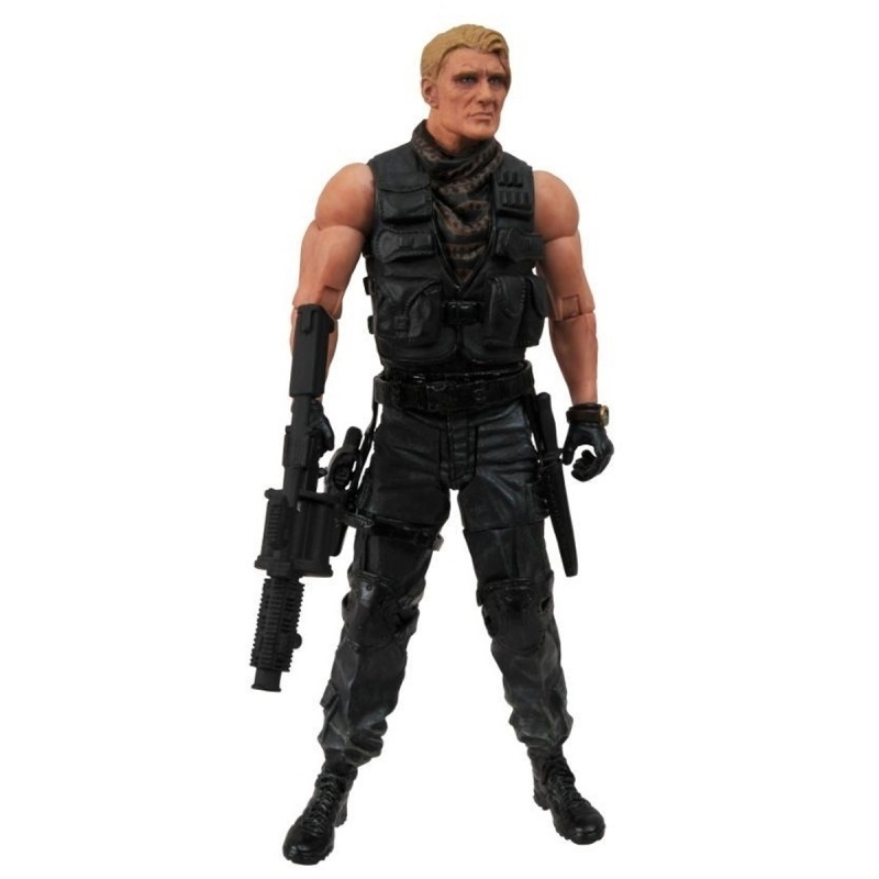 Gunner Jensen - Action Figure Expendables / Mercenários 2