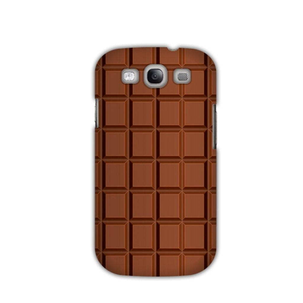 Capa Galaxy S3 - Barra Chocolate