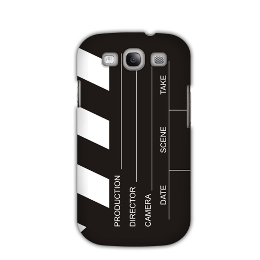 Capa Galaxy S3 - Claquete Hollywood