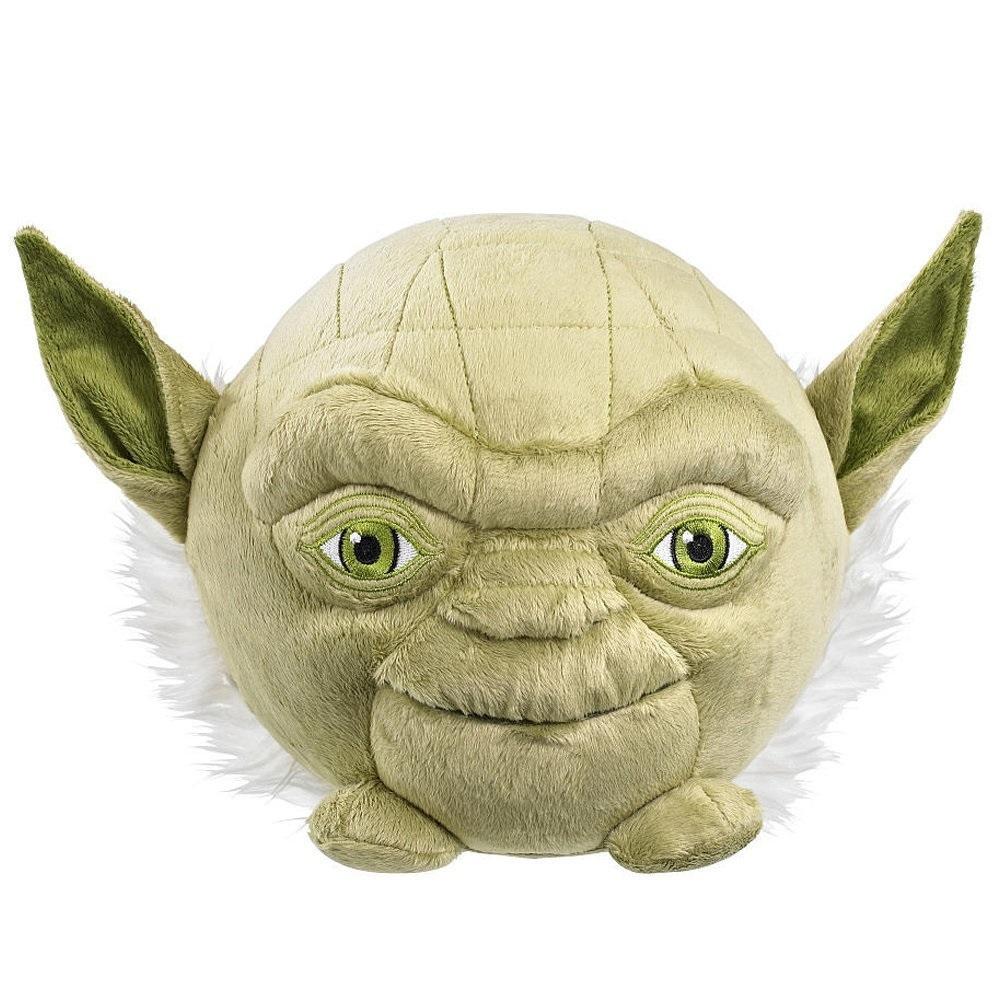 Yoda - Bola de Pelúcia Star Wars