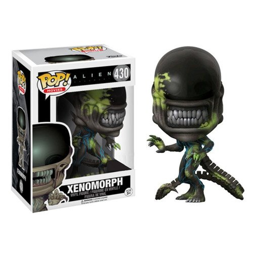 Alien Xenomorph Bloody - Funko Pop Movies Alien Covenant