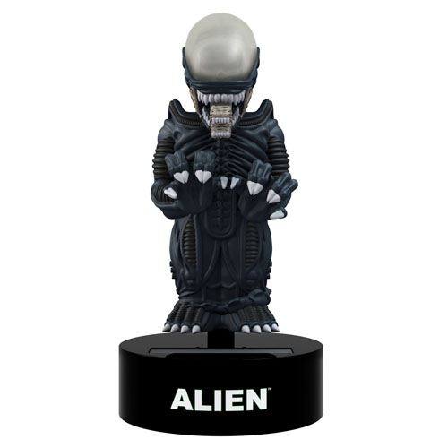 Alien Zenomorph - Bobble Head Eletrônico Alien - Body Knockers