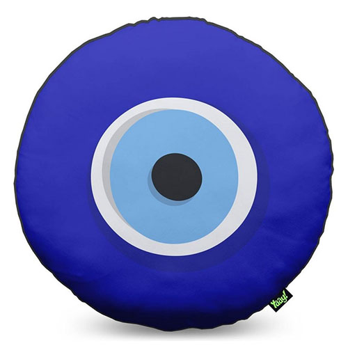 Almofada da Sorte Olho Grego