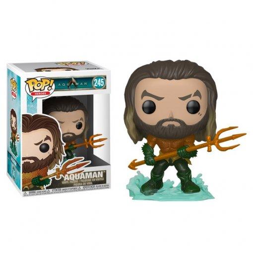 Aquaman - Funko Pop Aquaman DC Comics