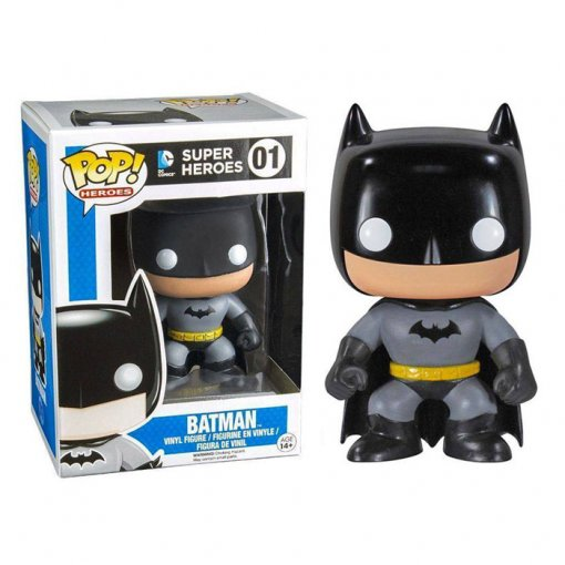 Batman - Funko Pop DC Comics Super Heroes