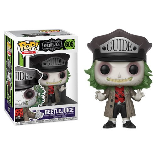 Beetlejuice Guia / Guide - Funko Pop Beetlejuice