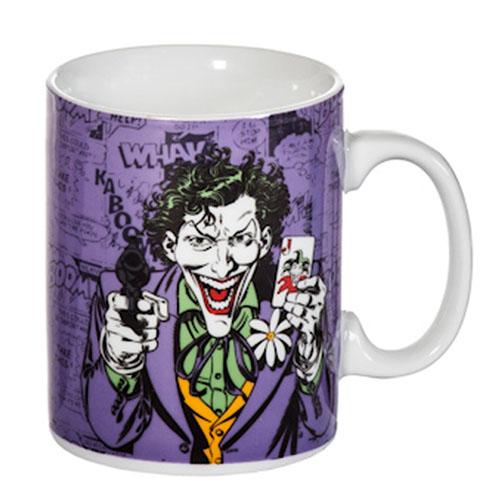 Caneca Coringa / Joker - Baralho - DC Comics