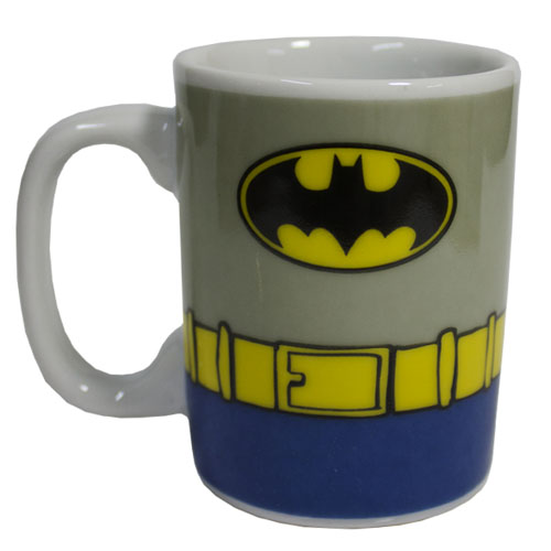 Caneca Mini - Batman Body - DC Comics