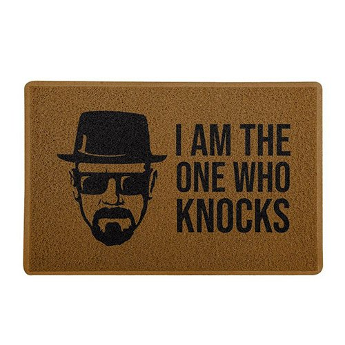 Capacho de Vinil Knocks - Heisenberg Breaking Bad