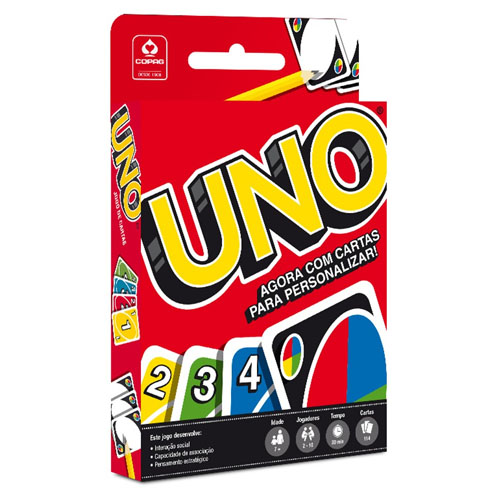 Card Game UNO - Copag