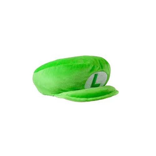 Chapéu de Pelúcia Luigi - Mario Bros - Verde