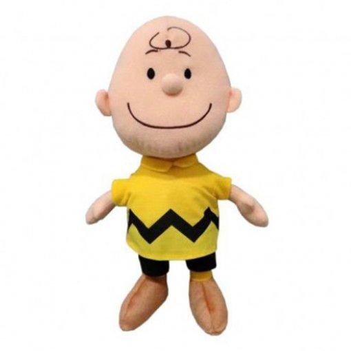 Charlie Brown - Pelúcia Snoopy
