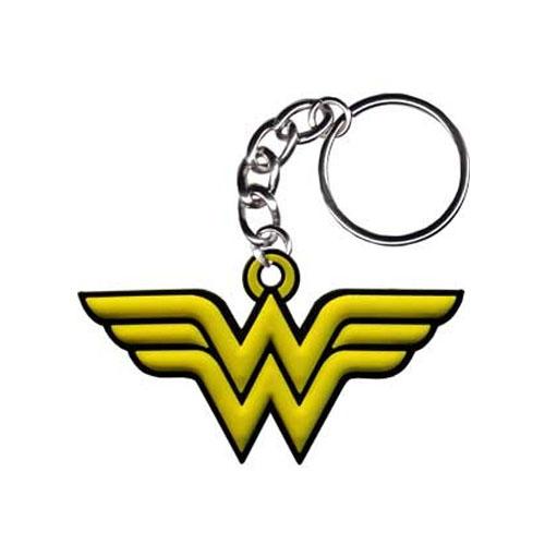 Chaveiro Mulher Maravilha / Wonder Woman - DC Comics