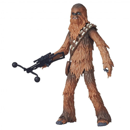 Chewbacca versão Despertar da Força - Action Figure Star Wars Black Series - Hasbro