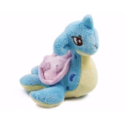 Lapras - Mini Pelúcia Pokémon