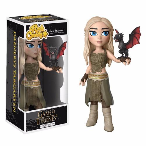 Daenerys Targaryen - Rock Candy Funko