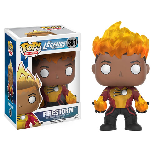 Firestorm / Nuclear - Funko Pop Legends of Tomorrow DC Comics