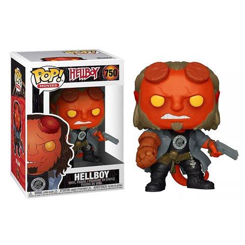 Hellboy BPRD (Filme) - Funko Pop Hellboy Movie