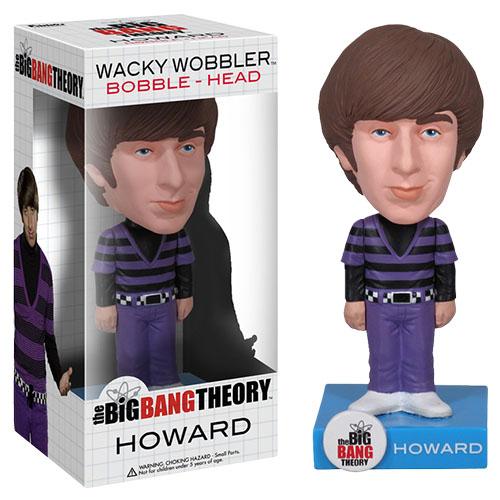 Howard - The Big Bang Theory Bobblehead - Funko Wacky Wobbler