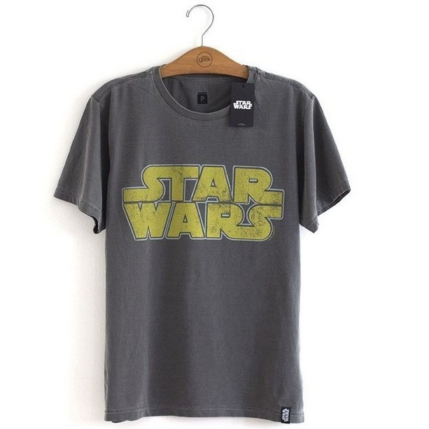 Camiseta Star Wars - Masculina