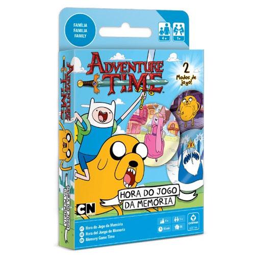 Jogo da Memória Hora da Aventura / Adventure Time - Copag