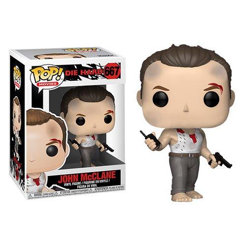 John McClane Duro de Matar - Funko Pop Movies Die Hard