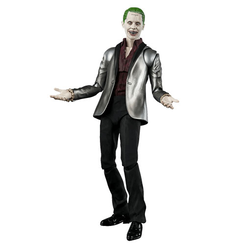 Joker / Coringa - Action Figure Suicide Squad - Bandai SH Figuarts