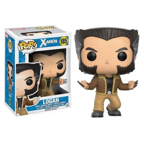 Logan / Wolverine - Funko Pop Marvel Universe X-Men
