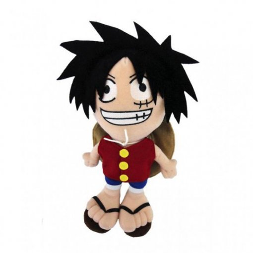 Luffy - Pelúcia One Piece