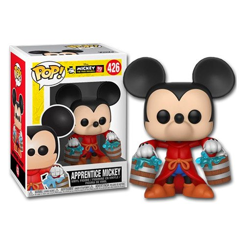 Mickey Mouse Aprendiz / Apprendice - Funko Pop Disney Fantasia