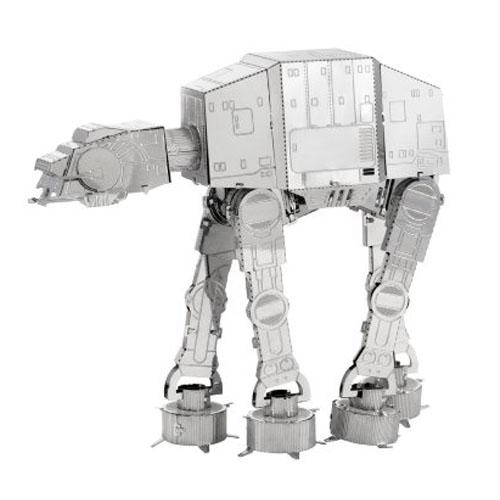 AT-AT - Miniatura para Montar Metal Earth - Star Wars