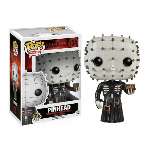 Pinhead - Funko Pop Movies Hellraiser - Renascido do Inferno