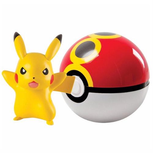 Pokebola / Repeat Ball com Pikachu - Pokemon
