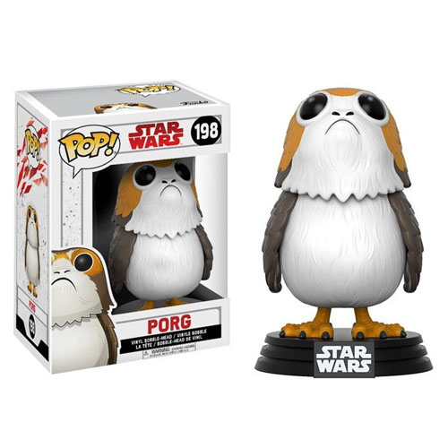 Porg - Funko Pop Star Wars The Last Jedi / O Último Jedi