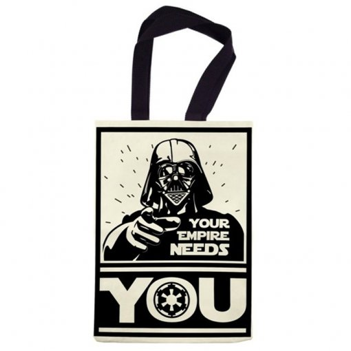 Sacola Ecobag Vader - The Empire Need You