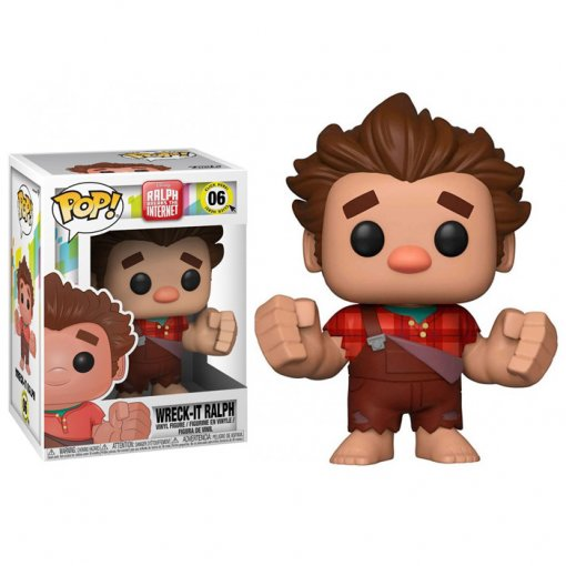 Wreck-It Ralph / Detona Ralph - Funko Pop Disney Ralph Breaks the Internet