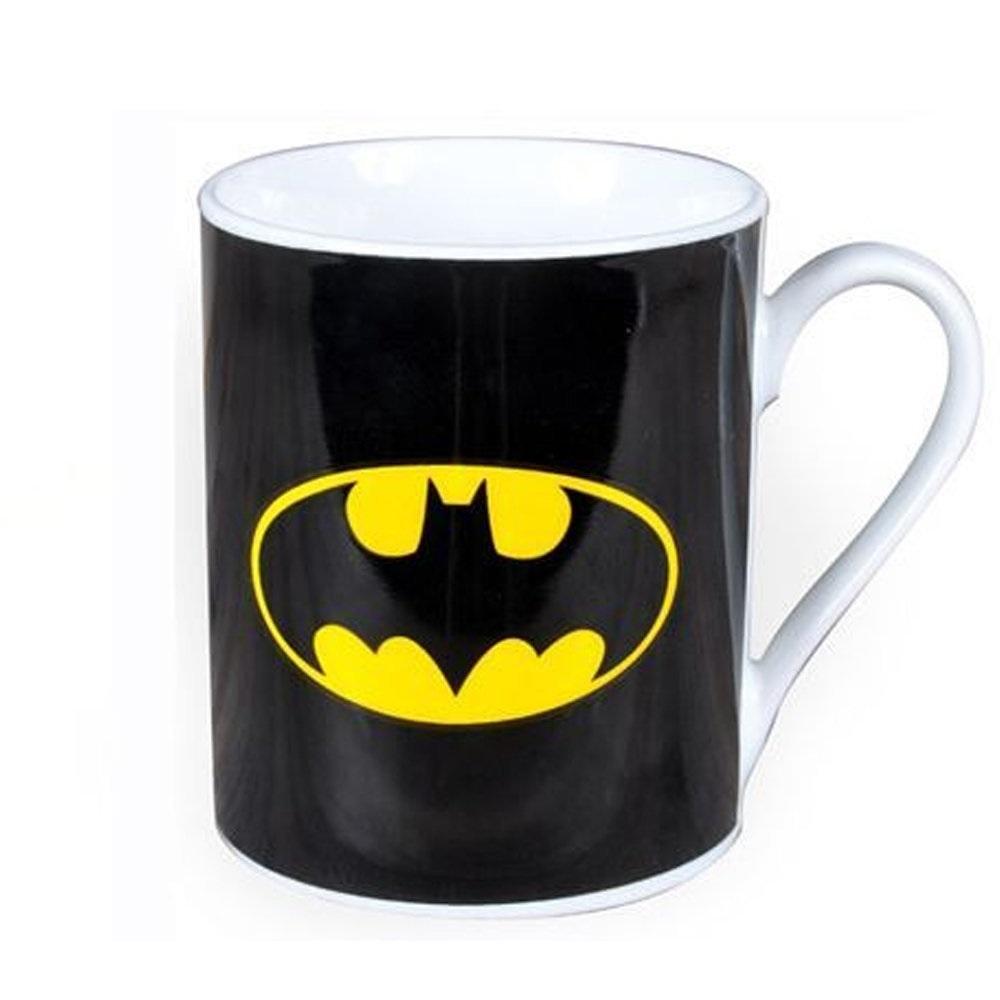 Imagem - Caneca de Porcelana - Batman Logo - DC Comics cód: GA41